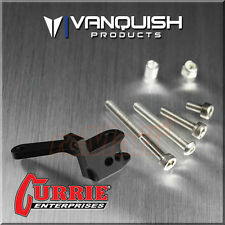 Vanquish Aluminum Currie 3 Link Conversion Mount Black Axial SXC10 RC #VPS06981