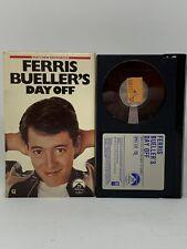 Ferris Bueller's Day Off Betamax Beta Hi-Fi Cassette Tape Comedy Classic Hughes