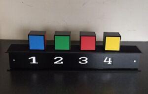 Rare Mentalist Magic Trick Mental Colour Block Mystery