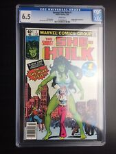 She-Hulk #1 CGC 6.5 First appearance of She-Hulk Will double in price with show!