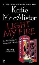 Light My Fire Katie Macalister 2006 Aisling Grey Guardian Serie Paperback book 3