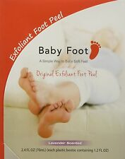 Baby Foot Original Exfoliate Foot Peel for baby soft & smooth feet - LAVANDER
