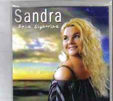 Sandra-Bella Signorita Promo cd single