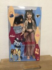 Mattel My Scene Nolee Doll with Clothes Outfit Shoes 2003 B3217