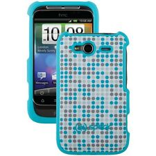 Speck  Fitted Case for HTC Wildfire S in  Retail Packaging (Blue)