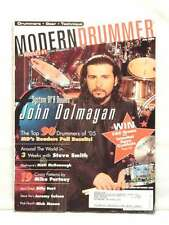 MODERN DRUMMER MAGAZINE JOHN DOLMAYAN SYSTEM OF A DOWN MIKE PORTNOY BILLY HART