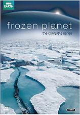 Frozen Planet (DVD, 2011, 3-Disc Set)