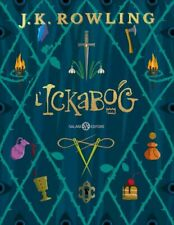 LIBRO L'ICKABOG - J.K. ROWLING - SALANI EDITORE