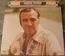 "Album By Faron Young, ""A Man & His Music"" on Mer Sealed"