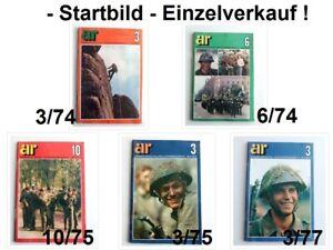 Armee Rundschau - Magazin des Soldaten - Einzelverkauf #sk