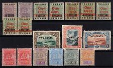 P130607/ BRITISH GUIANA / LOT 1888 - 1910 MINT MH CV 190 $