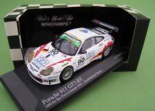 Porsche 911 gt3 RS 1000km spa 2004 Minichamps limitado 1:43 OVP nuevo