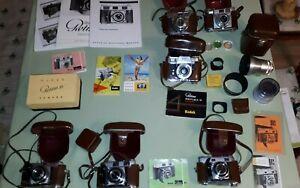 Kodak Retina Sammlung