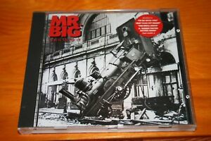 MR. BIG - LEAN INTO IT - (CD)