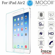 100% Genuine Tempered glass Screen Protectors For Apple iPad Air 2