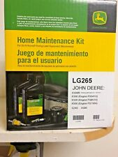 John Deere-LG265, Original Equipment Filter Kit