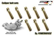 Honda CB 900 F Hornet 2002-07  Stainless joint bolt set for front brake calipers