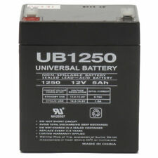 UPG UB1250ALT153 12V 5Ah Rechargeable Battery