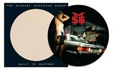 The Michael Schenker Group - Built to Destroy - New Picture Disc LP