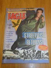 EAGLE 25TH SEPTEMBER 1982 BRITISH WEEKLY IPC MAGAZINE