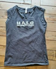 Halo H.A.L.O. High Altitude Low Opening Sleeveless T-Shirt Medium Halojumper