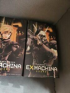 Appleseed Ex Machina Briareos Deunan Movie MasterPiece Figure Lot Anime hot toys