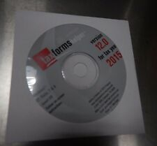 ADAMS HELPER CD SOFTWARE PROGRAM 2015 FOR W2 W-2 1099-MISC TAX FORMS LASER IRS