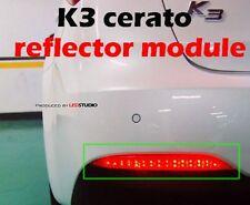 [Kspeed] (Fits: KIA 2014+ Forte K3) LED Rear Bumper Light Lamp Reflector Module