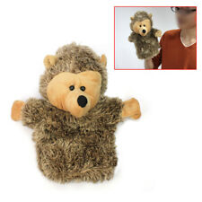 Hedgehog Plush Hand Glove Puppet Kids Child Velour Toys Preschool Stor BLH