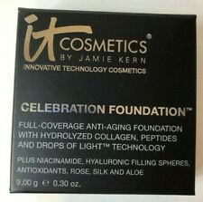 IT Cosmetics Foundation Light Medium 0.30 Compact Powder Cruelty Free Jamie Kern