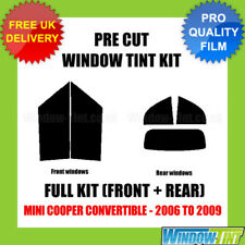 Mini Front Car Styling Window Shades & Tints