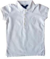 Abbigliamento bianchi con polo per bambine dai 2 ai 16 anni taglia 2 anni