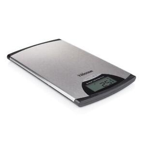 Bilancia da cucina con batteria al litio KW-2435 Tristar Pesa fino a 5Kg