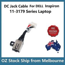 DC Power Jack Cable for DELL inspiron 11 3000  3179 11-3179 Series Laptop