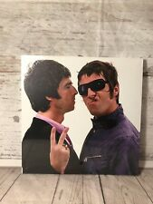 Oasis Paul Liam Gallagher Brothers Music Album Legends Canvas Picture Brand New
