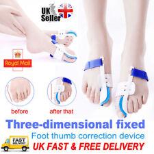 Bunion Splint Corrector Hallux Valgus Straightener Toe Separator Support pair UK