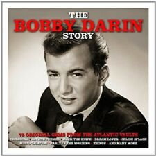 The Bobby Darin Story 3-CD NEW SEALED Dream Lover/Beyond The Sea/Mack The Knife+