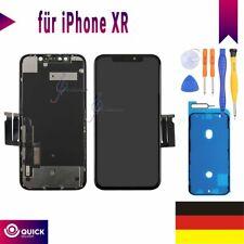 OLED / TFT Display Für iPhone XR LCD Retina HD Bildschirm TouchScreen Schwarz