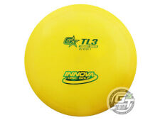 New Innova Gstar Tl3 175g Yellow Green Foil Fairway Driver Golf Disc