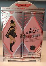 Benefit THE GREAT BROWNANZA! Limited Edition EMPTY Box Locker Vanity NEW!