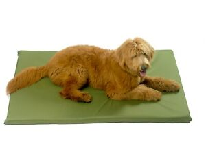 Dog Mat Orthopedic Memory Foam Waterproof Washable Travel Car Mattress XL Dogs