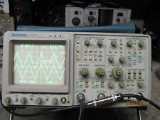 Tektronix 2465a 350mhz4 Channel Oscilloscope In Fine Condition