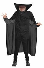 Boys Headless Horseman Sleepy Hollow Halloween Costume Fancy Dress 8-10 Years