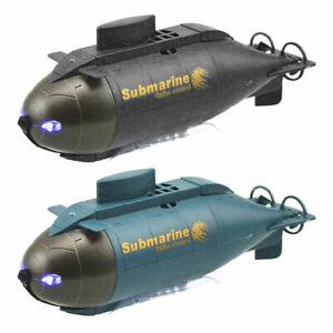 Fernbedienung Mini U-Boot unter Wasser RC Boot Kinder Elektrisch Spielzeug DE