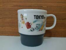 Starbucks  Mug Japan Tokyo Geography Series 2016 City Icon Mug Cup 12 oz