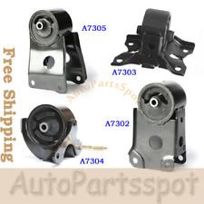 Engine Motor & Trans Mount Set 4PCS.  For 95-03 Maxima 3.0L, 3.5L I30 3.0L Auto