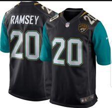 Nike Jalen Ramsey  20 Jacksonville Jaguars NFL Jersey Sz 3xl ad0fd3b37