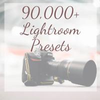 9,000 Action Photoshop for Wedding, Fashion, Photographers DSLR JPEG & RAW file