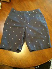Croft & Barrow women's Bermuda shorts size 10