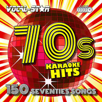 VOCAL-STAR 70'S HITS KARAOKE CDG CD G DISC SET 150 SONGS FOR KARAOKE MACHINE A